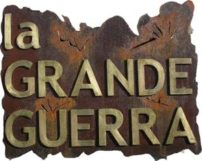 Insegna la GRANDE GUERRA