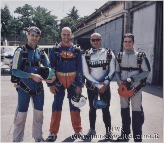 I 4 supereroi