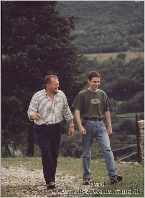 Walter e Peter al forte